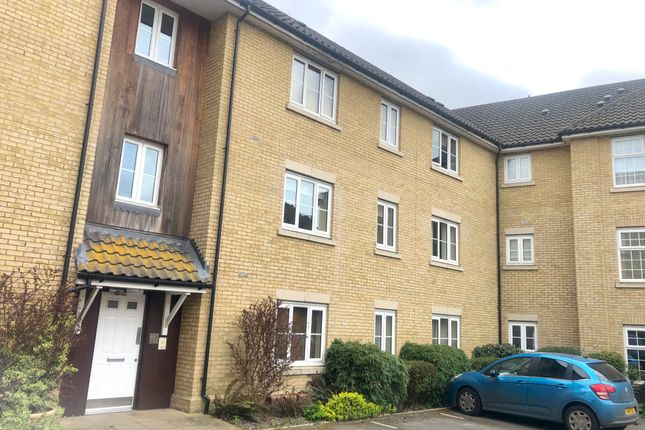 Thumbnail Flat to rent in Dove House Meadow, Great Cornard