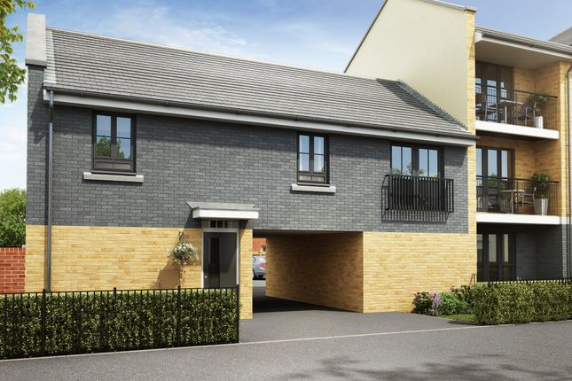 "Thumbnail Flat for sale in ""Aylsham"" at Square Leaze, Patchway, Bristol"