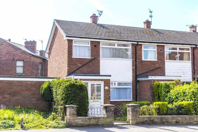 Thumbnail Semi-detached house to rent in The Avenue, Leigh, Greater Manchester
