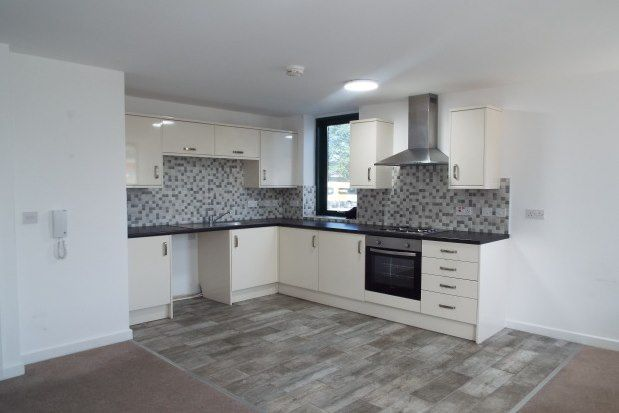 Thumbnail Flat to rent in Crown House, Cannock