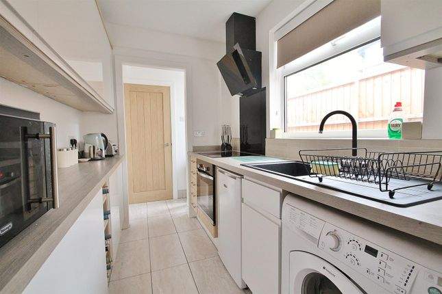 Thumbnail Terraced house for sale in North Street, Rothley, Leicester