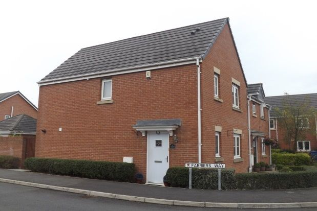 Thumbnail Property to rent in Farriers Way, Buckshaw Village, Chorley