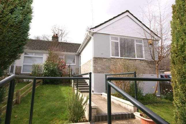 Thumbnail Semi-detached bungalow for sale in Lapwing Road, Colehill, Wimborne