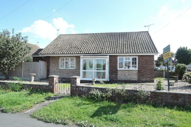 Thumbnail Detached bungalow for sale in Frinton Road, Holland-On-Sea, Clacton-On-Sea