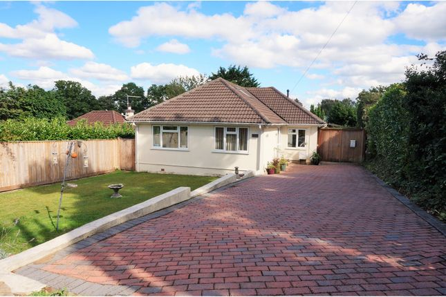 Thumbnail Detached bungalow for sale in Pine Glen Avenue, Ferndown