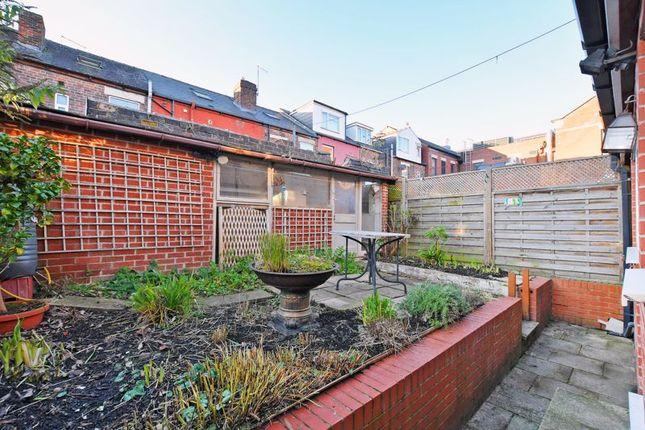 Rear Garden of Rosedale Gardens, Off Ecclesall Road, Sheffield S11
