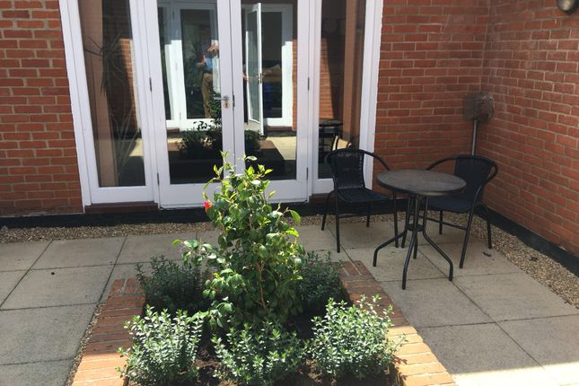 Courtyard of Market Street, Swavesey CB24