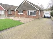 Thumbnail Bungalow to rent in Weardale Road, Chandler's Ford, Eastleigh