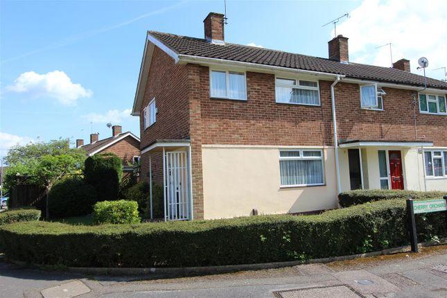 Thumbnail End terrace house for sale in Howards Drive, Gadebridge, Hemel Hempstead