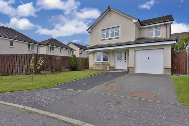 Thumbnail 4 bed detached house for sale in Peasehill Brae, Rosyth, Dunfermline