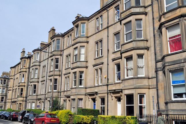 Thumbnail Flat to rent in Polwarth Gardens, Polwarth, Edinburgh