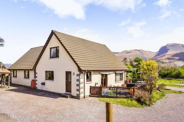 Thumbnail Detached house for sale in Banavie, Fort William