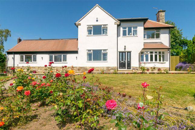 Thumbnail Detached house for sale in Fieldhead Drive, Barwick In Elmet, Leeds, West Yorkshire