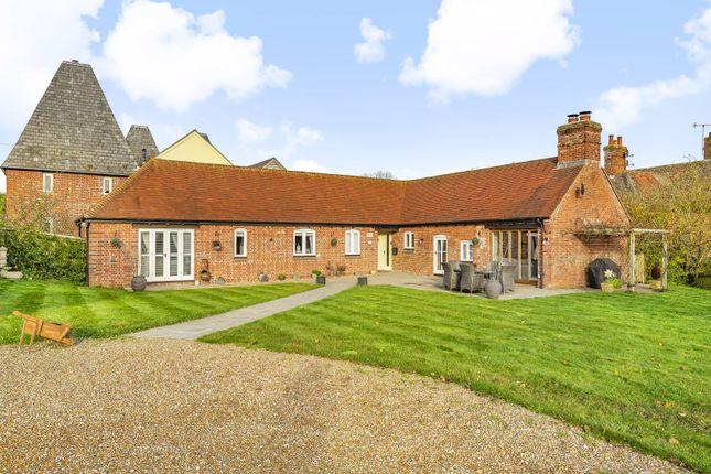 Thumbnail Semi-detached bungalow for sale in Hole Lane, Farnham