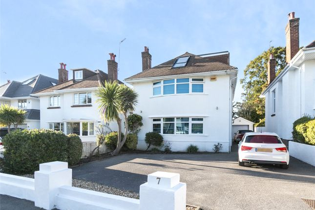 Thumbnail Detached house for sale in Marina Drive, Lilliput, Poole, Dorset