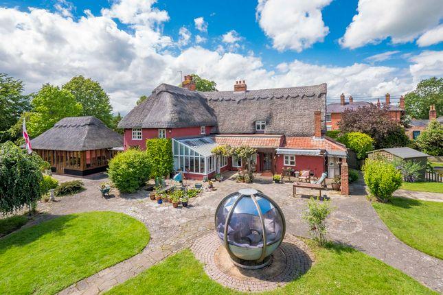Thumbnail Detached house for sale in Little Waldingfield, Sudbury, Suffolk
