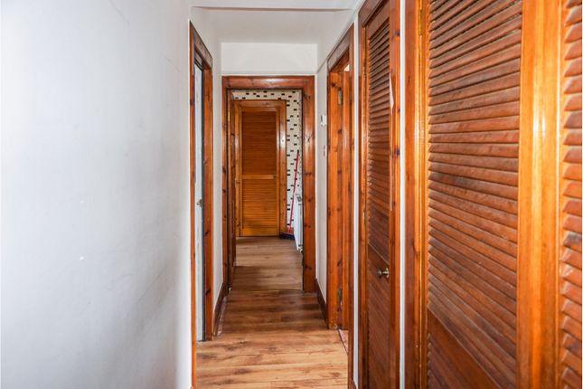 Hallway of Mclaren Court, Hawick TD9