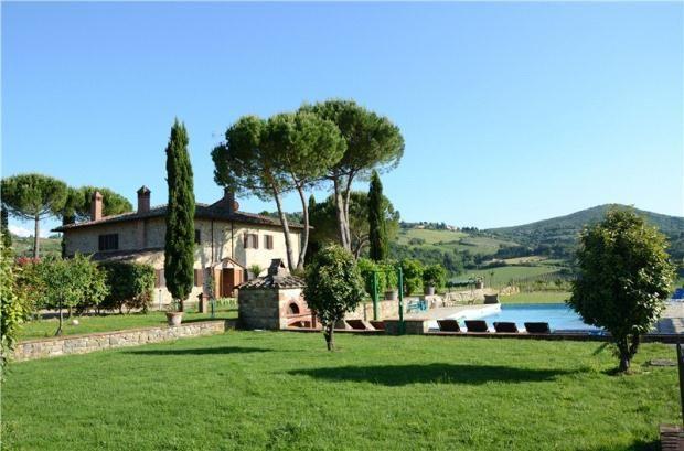 14 bed farmhouse for sale in Casa Volpaia, Radda In Chianti, Tuscany, Italy