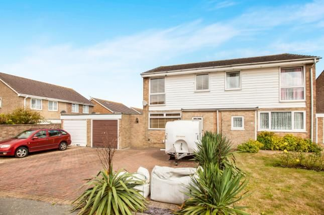 3 bed semi-detached house for sale in Cranleigh Drive, Whitfield, Dover, Kent