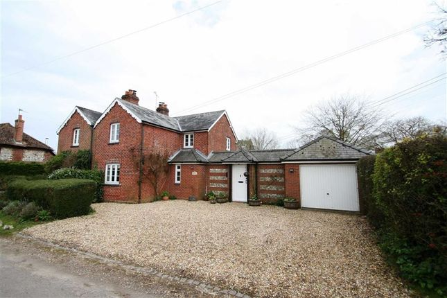 Thumbnail Semi-detached house to rent in Stoke, Andover