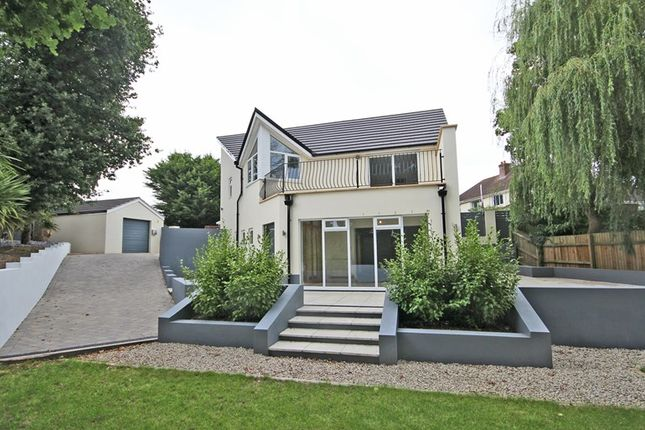 Thumbnail Detached house for sale in Manor Road, New Milton