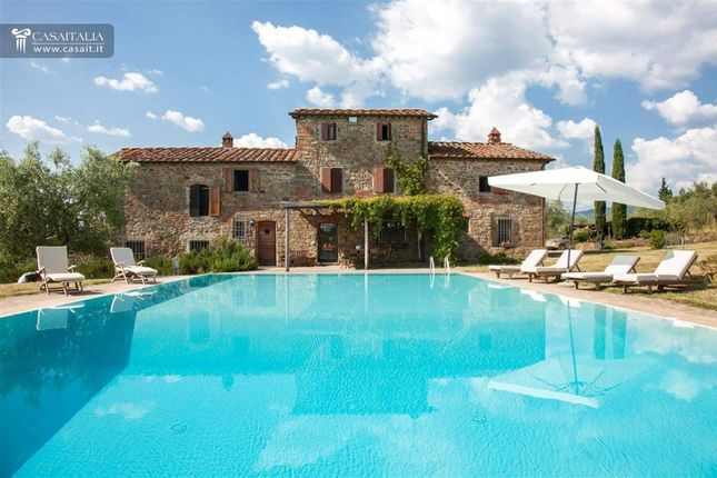 Thumbnail Villa for sale in Reggello, Toscana, It