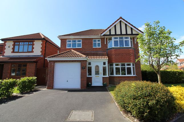 4 bed detached house for sale in Cathrow Way, Thornton
