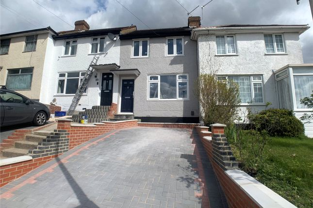 Thumbnail Terraced house to rent in Woodstock Road, Rochester
