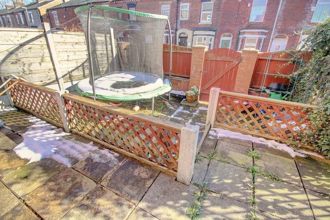 Patio of Buckley Street, Chadderton, Oldham OL9