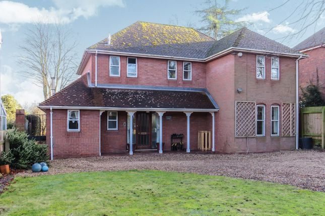 Thumbnail Detached house for sale in Northgate Avenue, Bury St. Edmunds