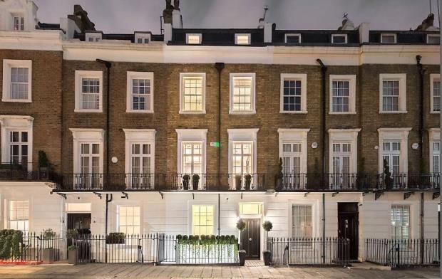 Thumbnail Property to rent in Trevor Place, Knightsbridge, London