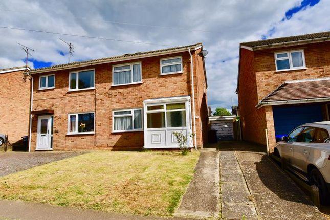 Thumbnail Semi-detached house to rent in Sherwood Avenue, Kingsthorpe, Northampton