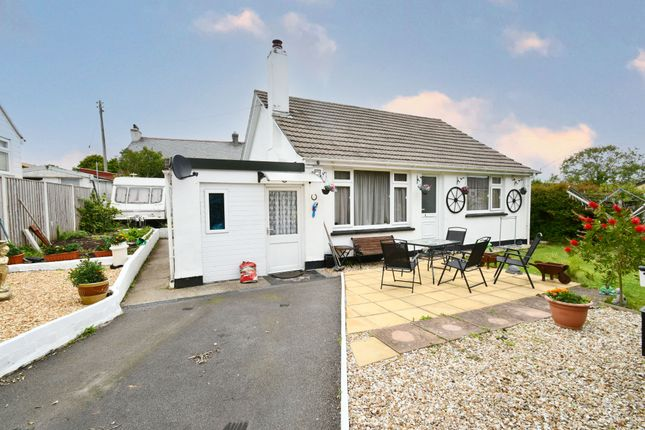 Thumbnail Detached bungalow for sale in North Roskear Road, Camborne