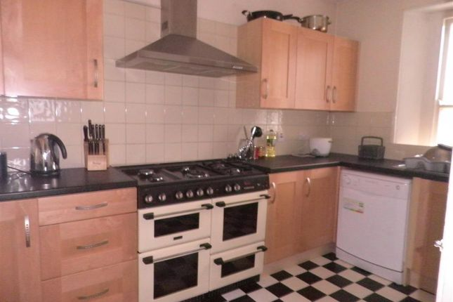 Thumbnail Flat to rent in Morshead Road, Crownhill, Plymouth