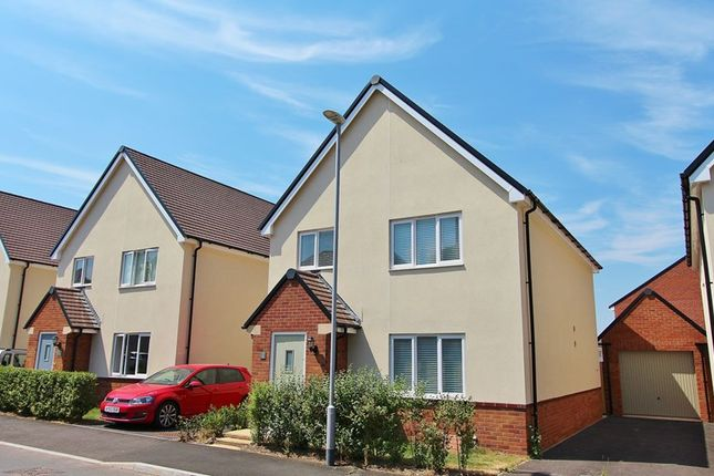 Thumbnail Detached house for sale in Titus Way, Keynsham, Bristol