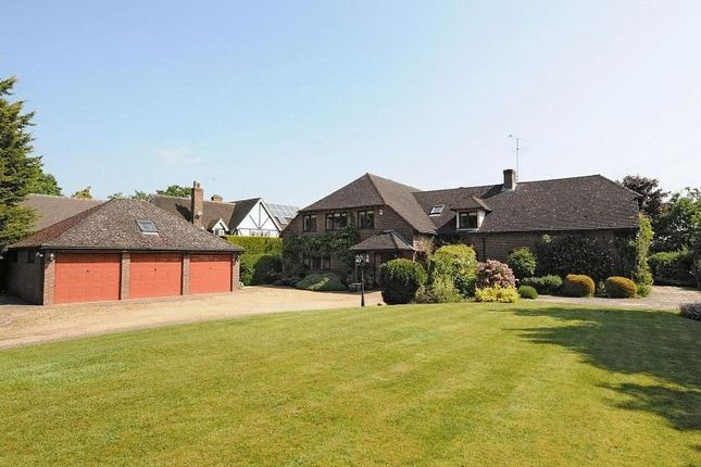 Thumbnail Detached house for sale in Pound Lane, Sonning, Reading