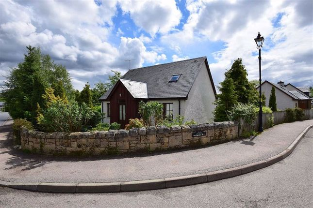 Thumbnail Detached house for sale in Woodburn Drive, Grantown-On-Spey