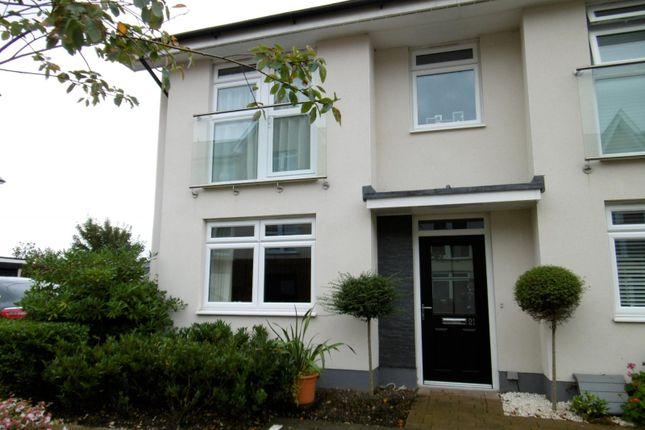 Thumbnail Semi-detached house to rent in Stabler Way, Carters Quay, Poole