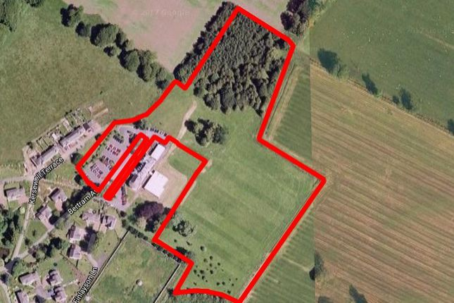 Thumbnail Land for sale in Land At Bertram House Kersewell Avenue, Carnwath ML118Tb
