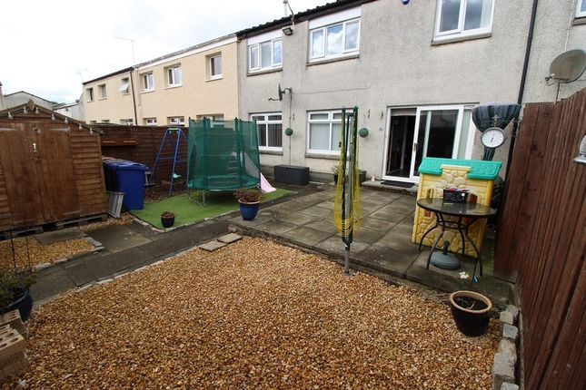 Thumbnail Terraced house for sale in 16, Braidwood Place Linwood, Paisley, Renfrewshire