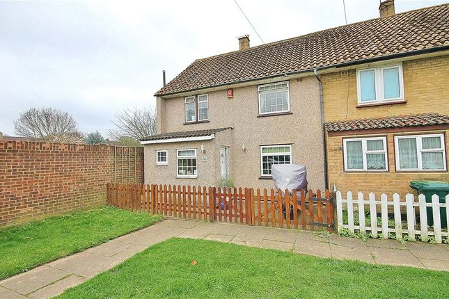 Thumbnail End terrace house for sale in Beechwood Avenue, Sunbury On Thames, Middlesex