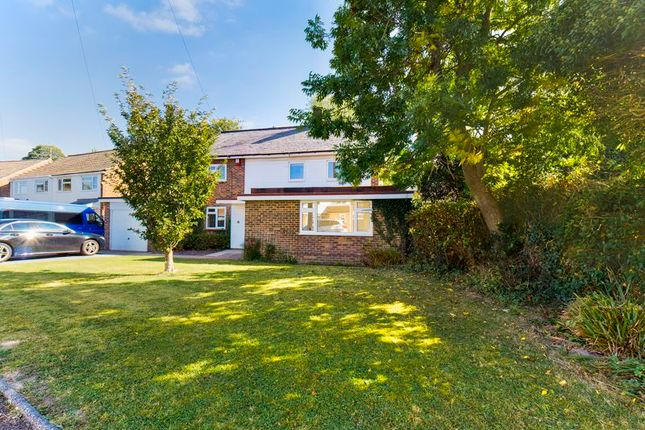 Thumbnail Detached house to rent in Belloc Close, Crawley