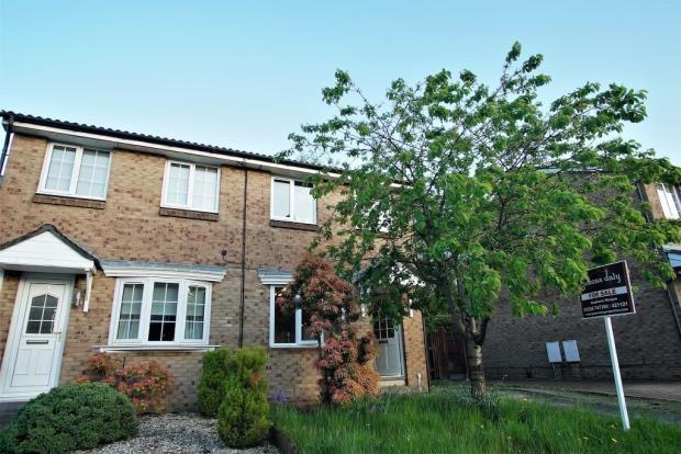 Thumbnail Semi-detached house for sale in High Burnside Avenue, Coatbridge