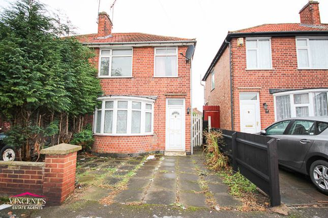 Semi-detached house for sale in Henley Crescent, Leicester