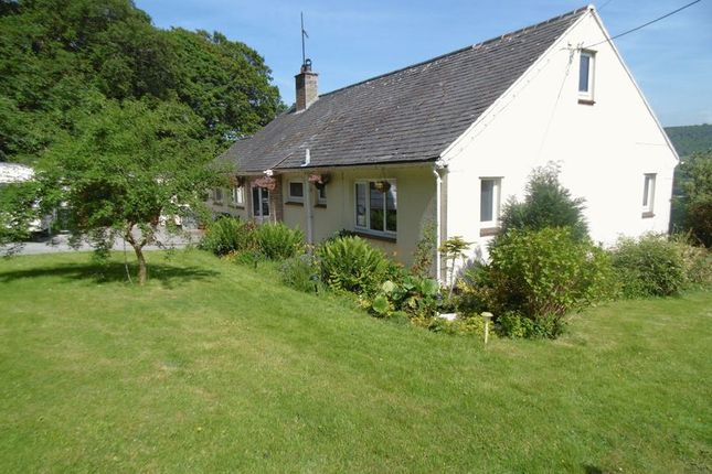 Thumbnail Detached bungalow for sale in Tyn-Y-Groes, Conwy