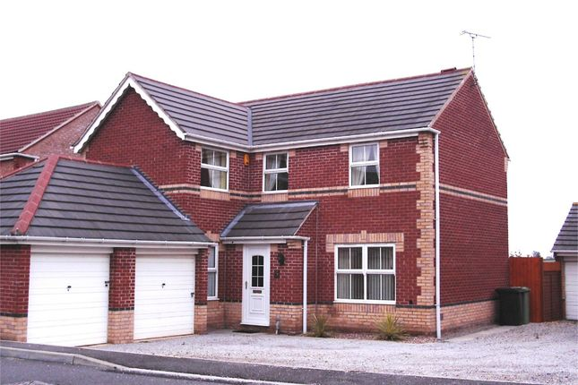 Thumbnail Detached house to rent in Florence Close, Pleasley, Mansfield, Derbyshire