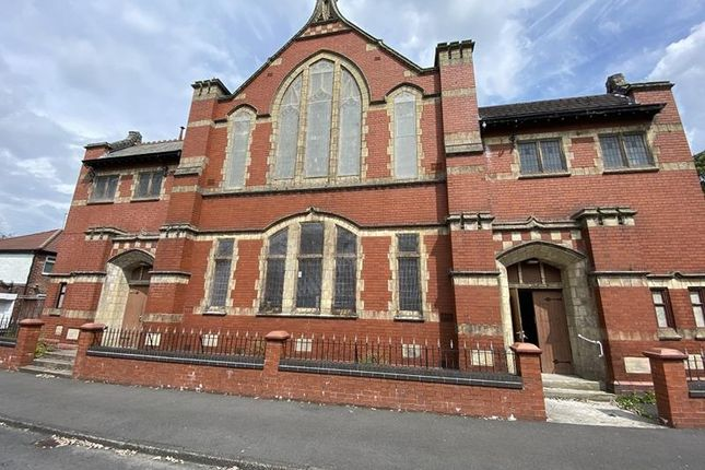 Thumbnail Leisure/hospitality for sale in Christ Church, Lilian Gove, Reddish, Stockport