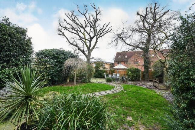 Garden of Hullbridge, Essex, . SS5