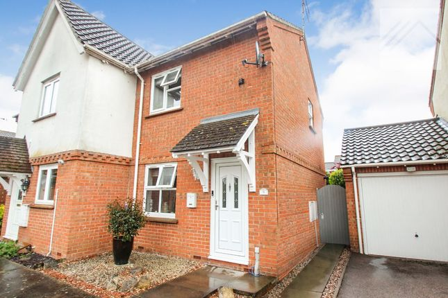 2 bed semi-detached house for sale in Drummond Place, Wickford SS12