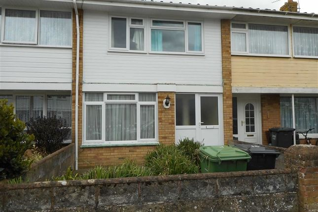 Thumbnail Terraced house to rent in Babbages, Barnstaple, Devon